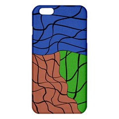 Abstract Art Mixed Colors Iphone 6 Plus/6s Plus Tpu Case