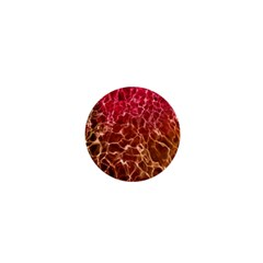 Background Water Abstract Red Wallpaper 1  Mini Magnets