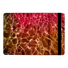 Background Water Abstract Red Wallpaper Samsung Galaxy Tab Pro 10.1  Flip Case