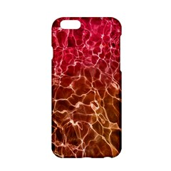 Background Water Abstract Red Wallpaper Apple iPhone 6/6S Hardshell Case