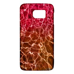 Background Water Abstract Red Wallpaper Galaxy S6
