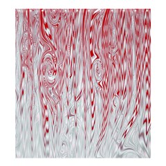 Abstract Swirling Pattern Background Wallpaper Pattern Shower Curtain 66  x 72  (Large)