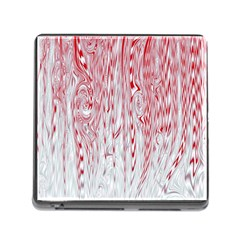 Abstract Swirling Pattern Background Wallpaper Pattern Memory Card Reader (square)