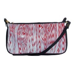 Abstract Swirling Pattern Background Wallpaper Pattern Shoulder Clutch Bags