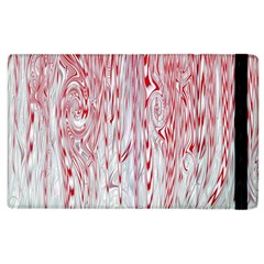 Abstract Swirling Pattern Background Wallpaper Pattern Apple iPad 2 Flip Case