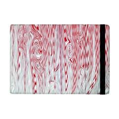 Abstract Swirling Pattern Background Wallpaper Pattern Apple iPad Mini Flip Case