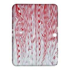 Abstract Swirling Pattern Background Wallpaper Pattern Samsung Galaxy Tab 4 (10 1 ) Hardshell Case