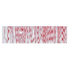 Abstract Swirling Pattern Background Wallpaper Pattern Satin Scarf (oblong)