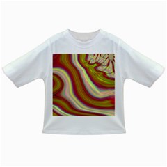Artificial Colorful Lava Background Infant/toddler T Shirts