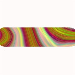 Artificial Colorful Lava Background Large Bar Mats