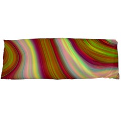 Artificial Colorful Lava Background Body Pillow Case Dakimakura (Two Sides)