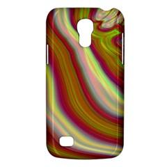 Artificial Colorful Lava Background Galaxy S4 Mini