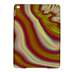 Artificial Colorful Lava Background iPad Air 2 Hardshell Cases