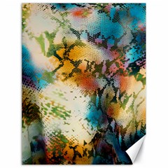 Abstract Color Splash Background Colorful Wallpaper Canvas 18  X 24