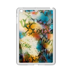 Abstract Color Splash Background Colorful Wallpaper iPad Mini 2 Enamel Coated Cases
