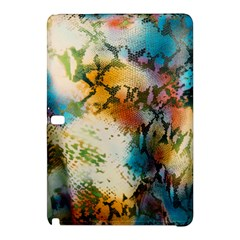 Abstract Color Splash Background Colorful Wallpaper Samsung Galaxy Tab Pro 10 1 Hardshell Case