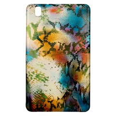Abstract Color Splash Background Colorful Wallpaper Samsung Galaxy Tab Pro 8.4 Hardshell Case