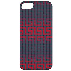 Abstract Tiling Pattern Background Apple iPhone 5 Classic Hardshell Case