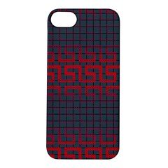 Abstract Tiling Pattern Background Apple Iphone 5s/ Se Hardshell Case