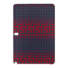Abstract Tiling Pattern Background Samsung Galaxy Tab Pro 12 2 Hardshell Case