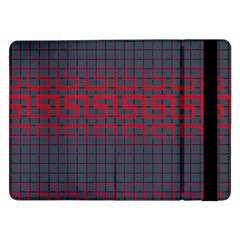 Abstract Tiling Pattern Background Samsung Galaxy Tab Pro 12.2  Flip Case