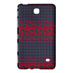 Abstract Tiling Pattern Background Samsung Galaxy Tab 4 (7 ) Hardshell Case