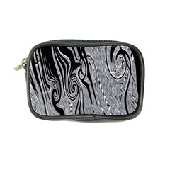 Abstract Swirling Pattern Background Wallpaper Coin Purse