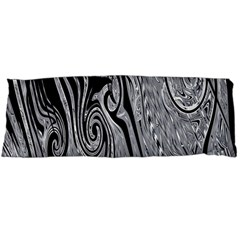 Abstract Swirling Pattern Background Wallpaper Body Pillow Case (Dakimakura)