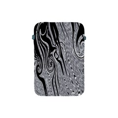 Abstract Swirling Pattern Background Wallpaper Apple Ipad Mini Protective Soft Cases