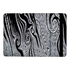 Abstract Swirling Pattern Background Wallpaper Samsung Galaxy Tab Pro 10.1  Flip Case