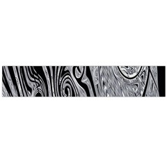 Abstract Swirling Pattern Background Wallpaper Flano Scarf (large)