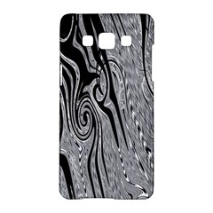 Abstract Swirling Pattern Background Wallpaper Samsung Galaxy A5 Hardshell Case