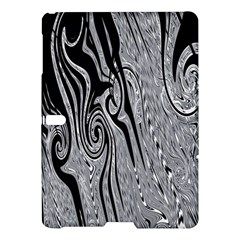 Abstract Swirling Pattern Background Wallpaper Samsung Galaxy Tab S (10.5 ) Hardshell Case