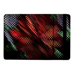 Abstract Green And Red Background Samsung Galaxy Tab Pro 10 1  Flip Case