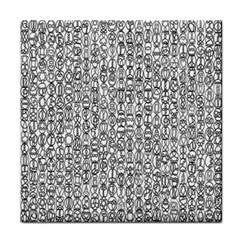 Abstract Knots Background Design Pattern Face Towel