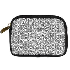 Abstract Knots Background Design Pattern Digital Camera Cases