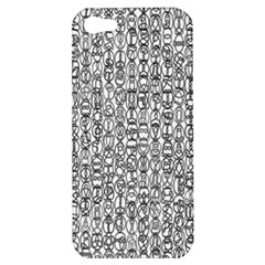 Abstract Knots Background Design Pattern Apple iPhone 5 Hardshell Case