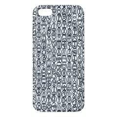 Abstract Knots Background Design Pattern Apple iPhone 5 Premium Hardshell Case