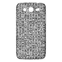 Abstract Knots Background Design Pattern Samsung Galaxy Mega 5 8 I9152 Hardshell Case