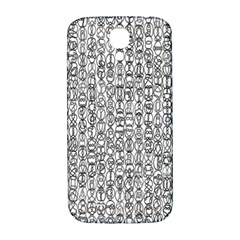 Abstract Knots Background Design Pattern Samsung Galaxy S4 I9500/I9505  Hardshell Back Case