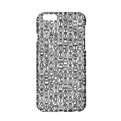 Abstract Knots Background Design Pattern Apple iPhone 6/6S Hardshell Case