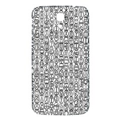 Abstract Knots Background Design Pattern Samsung Galaxy Mega I9200 Hardshell Back Case