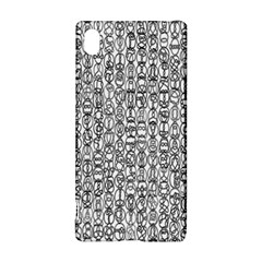 Abstract Knots Background Design Pattern Sony Xperia Z3+