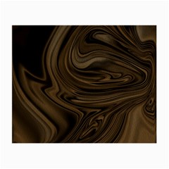 Abstract Art Small Glasses Cloth
