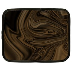 Abstract Art Netbook Case (XL)