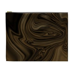 Abstract Art Cosmetic Bag (xl)