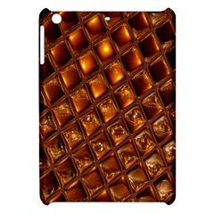 Caramel Honeycomb An Abstract Image Apple iPad Mini Hardshell Case