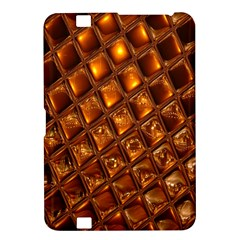 Caramel Honeycomb An Abstract Image Kindle Fire HD 8.9