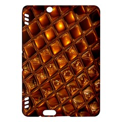 Caramel Honeycomb An Abstract Image Kindle Fire Hdx Hardshell Case