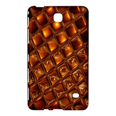 Caramel Honeycomb An Abstract Image Samsung Galaxy Tab 4 (7 ) Hardshell Case